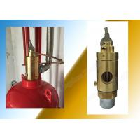 Quality Carbon Dioxide Cylinder Container Valve For Fm200 Extinguishing System wholesale