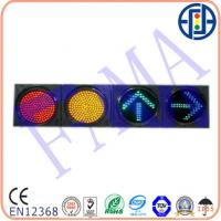 China R&Y Full Ball and Two Green Arrows Traffic Light (without Optical Lens) on sale