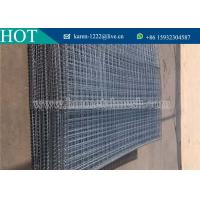 China Galvanized Gabion Baskets Welded Mesh/ Gabion Cages (Factory CE) on sale