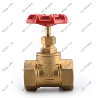 China 200 Wog PN16 Brass Thread Gate Valve for Water on sale