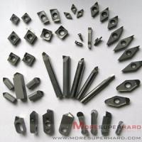 Quality CBN inserts,CBN Tipped Insert Speed and Feed Chart wholesale