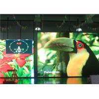 Quality Highlight Full Color P6 Led Digital Display Board , Outdoor Led Video Display High Contrast wholesale