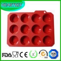 Quality Hot Sale Cake Tools Non-Stick 12 Cups Cupcake Baking Tray Cake Mold Muffin Pan wholesale