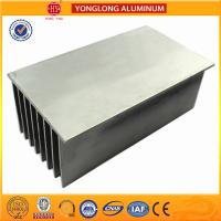 China Industrial Aluminum Heatsink Extrusion Environment Protected on sale