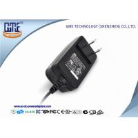 Quality Wall Mount Intertek 18W US Plug Universal AC DC Adapters Flame retardant PC wholesale