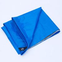 Quality Easy Folded PE Tarpaulin Sheet color Customized For Truck Cover / Boat Cover wholesale