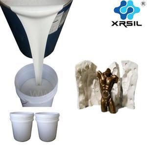 Quality RTV liquid silicone , liquid silicone rubber , silicon liquid , silicone RTV rubber for decorative mould making wholesale