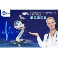 Buy cheap High Intensity Focused Ultrasound Wrinkle Removal HIFU Machine No Side Effects from wholesalers