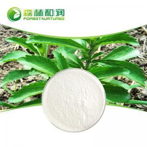China Natural sweeteners stevia sugar powder organic stevia leaf extract on sale