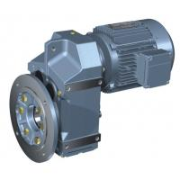 Quality Parallel - Shaft Helical Gear Reducer Lower Power Consumption Low Noisy wholesale