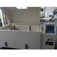 Buy cheap 160L PVC Salt Spray Test Equipment Continuous Spraying Or Programmable Spraying from wholesalers