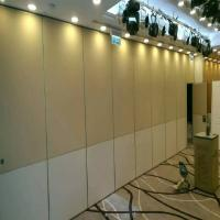 China Aluminium partition wall convention center aluminum panels acoustic panels walls for exhibition center on sale
