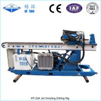 Quality XP-20A  Jet-grouting drilling rig Depth 30-50m wholesale