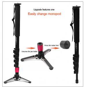 Quality New Alloy Camera Camcorder portable monopod MF-5 wholesale