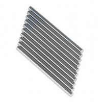 China SGS 8.5mm X227mm Tungsten Carbide Round Bar Rod Long Solid Boring Blank on sale