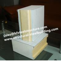 Quality PU Insulation Sandwich Cold Room Freezer Panels for Cold Storages Store Fruit wholesale