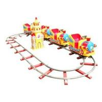Quality Carousel Train Track Kiddie Ride , Electric 220V / 50HZ For Supermarket TR-QF040 wholesale