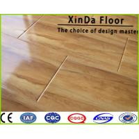 China size ac3/4/5 hdf water resistant waxed click composite decking laminate flooring on sale