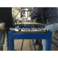 Quality Online Hydraulic Punching C Purlin Roll Forming Machine , Steel Roll Forming Machine 15KW Power wholesale
