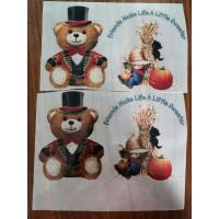 China Hot/Cold Peel Matte/Glossy Heat Transfer Printing Digital PET Film By Screen/Offset/Digital Printing and Heat Transfer on sale