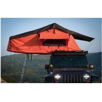 Quality Overland Outside Camping 4x4 Roof Top Tent With Aluminum Telescopic Ladder wholesale
