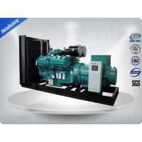 Quality 50Hz 180kw / 225kva 3 Phase 4 Wire Cummins Diesel Generator Set, 6 Cylinder Water Cooled Diesel Generator wholesale