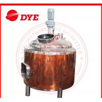 Quality Large Commercial Beer Brewing Equipment , Craft Brewery Equipment wholesale