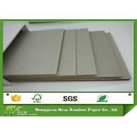 Buy cheap Double Side Gray Paperboard / Grey Board / Grey Chip Board Size 787 * 1092mm product