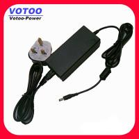 Quality Euro UK USA Korea AC Plug Desktop Switching Power Supply for LCD LED Monitor  wholesale