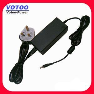Quality Euro UK USA Korea AC Plug Desktop Switching Power Supply for LCD LED Monitor  wholesale