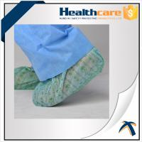 Cheap Disposable Anti Skid Surgical Medical Boot Cover Waterproof Customized Color for sale