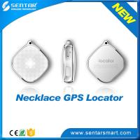 Quality Pocket GPS tracker for people,car,personal items anti lost outdoor using wholesale