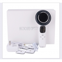 China 3 in 1 Vibration Body Slimming Device Infrared Ultrasound Cavitation EMS Slimming Machine For Face, Arms, Waist, Feet on sale
