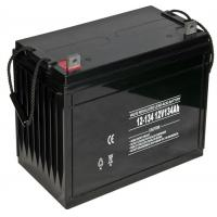 Quality AGM Deep Cycle Lead Acid Battery 12v 135ah / 134ah For Off Grid Power wholesale