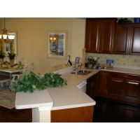 China Acrylic solid surface Countertop-074 on sale