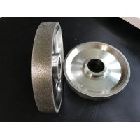 Quality cbn grinding wheel full form,Electroplated CBN Grinding Wheel wholesale