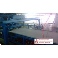 China 1500 Sheets Large Capacity Fiber Cement Board Production Line High Automatization Degree on sale