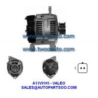Quality A13VI195 A13VI259 A13VI300 - VALEO Alternator 12V 110A Alternadores wholesale