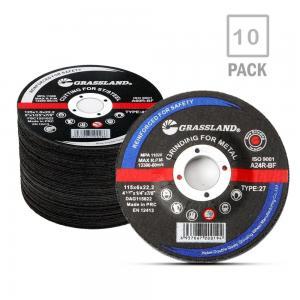 Quality Angle Grinder Inox EN 12413 115mm Metal Grinding Discs wholesale