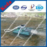 Buy cheap Professional Manufacturer Supply Portable Mini Gold Dredger from wholesalers