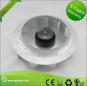 Quality Advanced Roof Ventilation AC Centrifugal Fan Blower Backward Curved wholesale