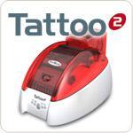 China Evolis Tattoo 2 Card Printer for Plastic Cards Printing on sale