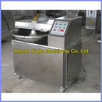 Quality sausage machine, small meat cutter, laboratory bowl Cutter Machine, bowel chopper wholesale