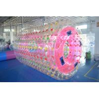 Quality Inflatable Water Roller, Walk On Water Ball For Water Park Or Pool wholesale