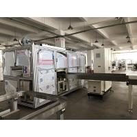 China Automatic Baby Diaper Production Line Fabricated Three Phase Four Wires System on sale
