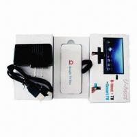Quality Mini PC IPTV, Internet TV Smart Box, 1GB RAM, 4GB ROM, Android 4.0 Operating System wholesale
