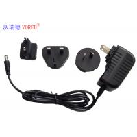 Quality RoHS Approval Ac To 12v Dc Power Adapter , 12V 1A Mobile Phone Wall Charger wholesale