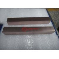 Quality Heat Resistant Copper Tungsten Alloy Electrode Heat Sink Tungsten Copper Switch Contact wholesale