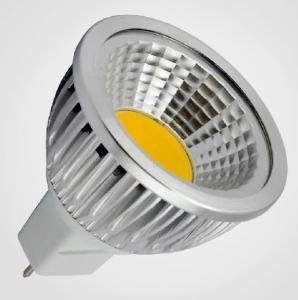 Quality Cob Mr16 Led 5watt Spot Lighting Aluminum Alloy 100 Lm/W Led home lighting wholesale