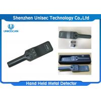 Quality 0 To 99 Sensitivity Portable Door Frame Metal Detector With LED Alarm Lights wholesale
